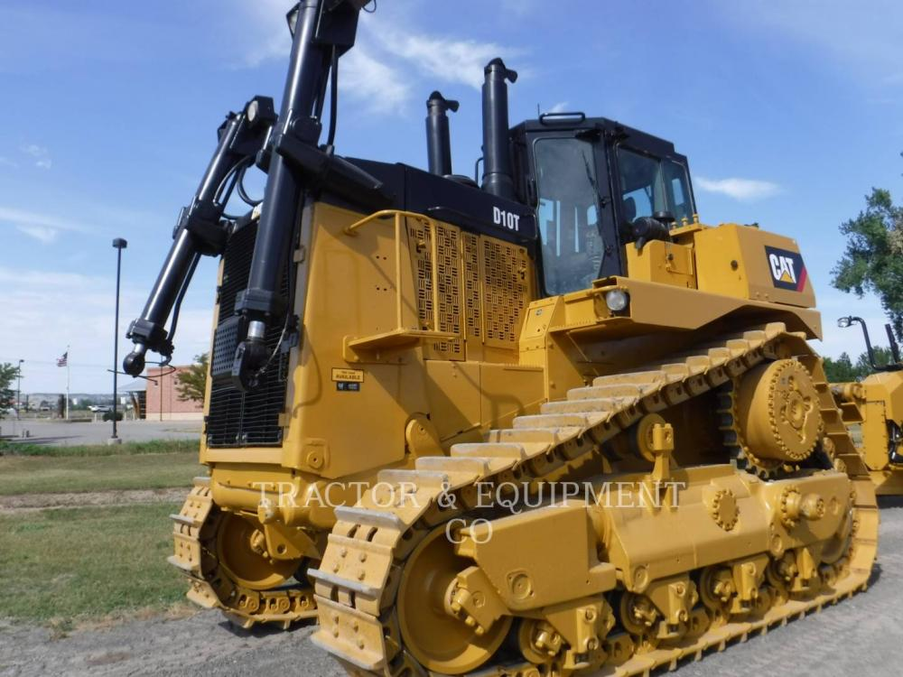 Detail photo of 2007 Caterpillar D10T from Construction Equipment Guide