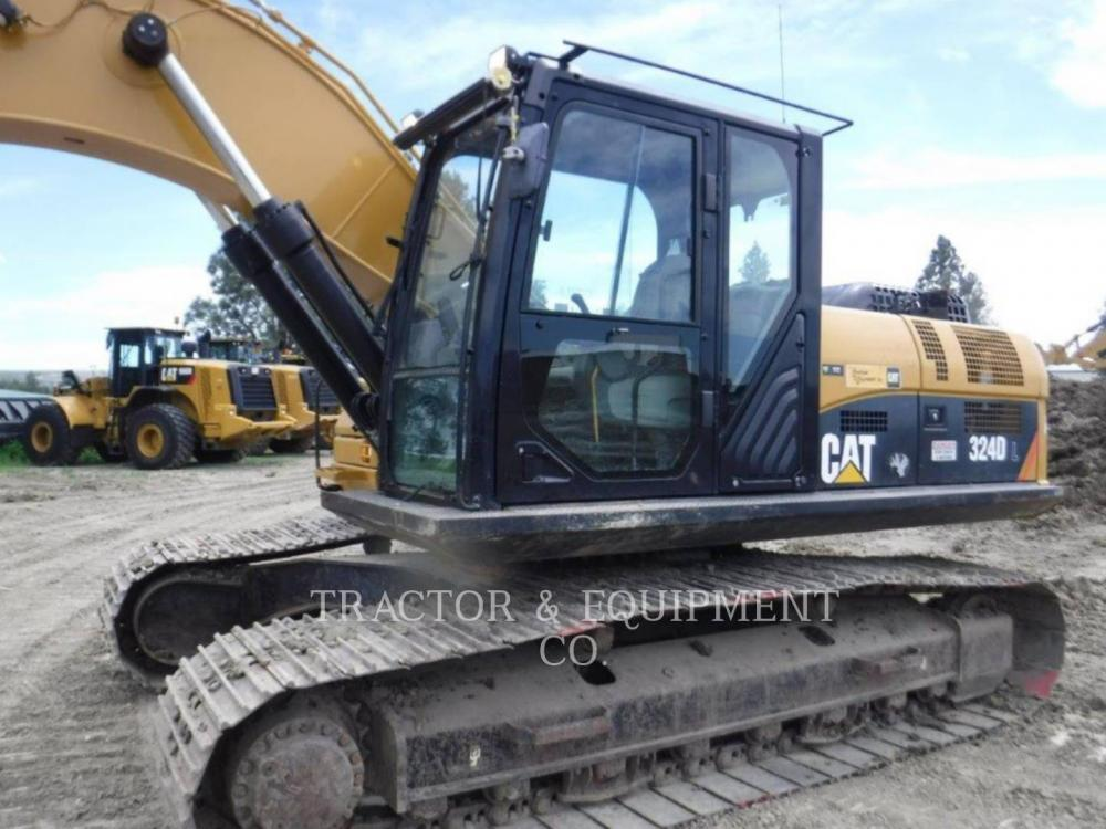 Detail photo of 2011 Caterpillar 324D from Construction Equipment Guide