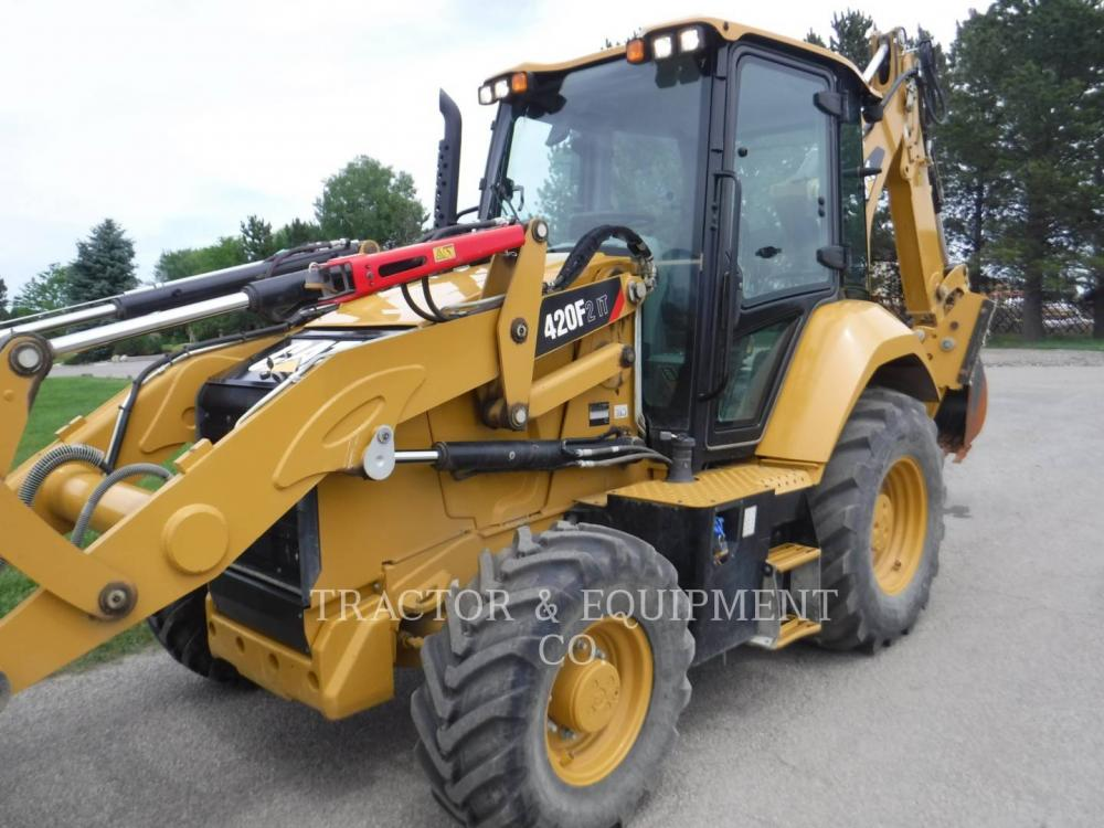 Detail photo of 2018 Caterpillar 420F2 from Construction Equipment Guide