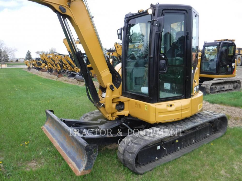 Detail photo of 2017 Caterpillar 305E from Construction Equipment Guide