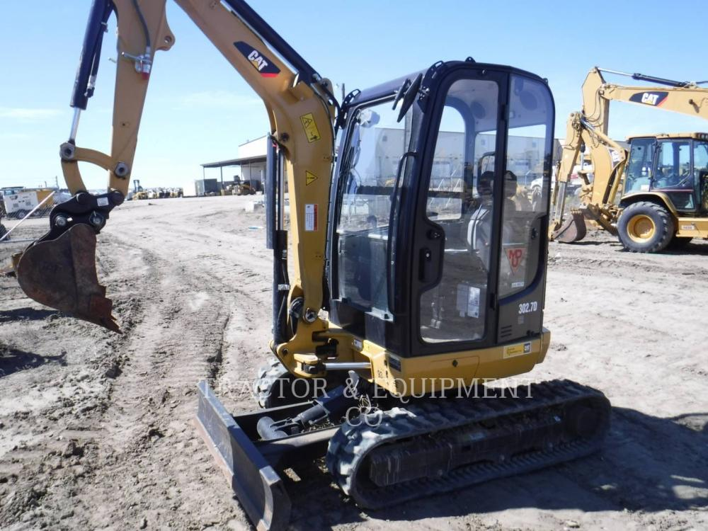 Detail photo of 2016 Caterpillar 302.7 DCR from Construction Equipment Guide