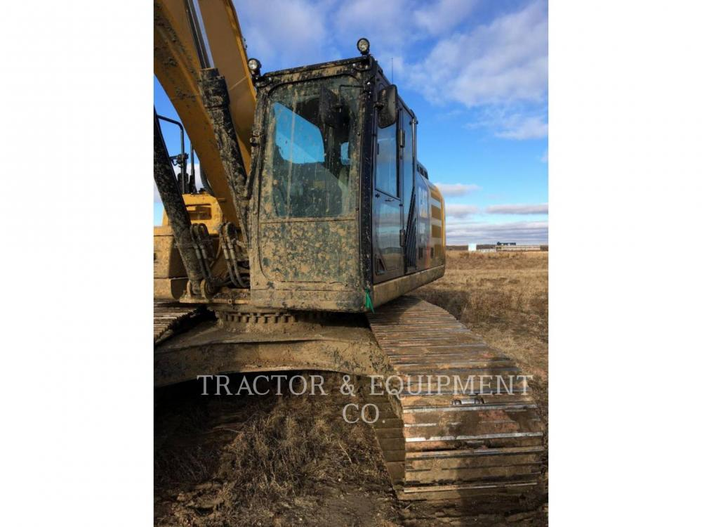 Detail photo of 2018 Caterpillar 330FL from Construction Equipment Guide