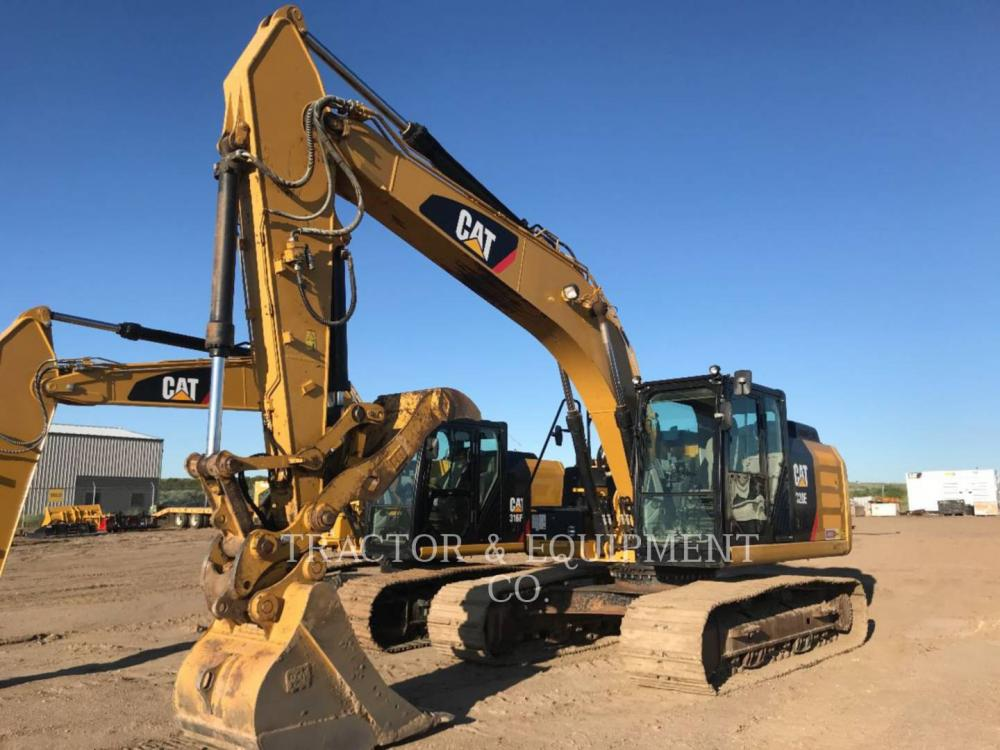 Detail photo of 2014 Caterpillar 320E L from Construction Equipment Guide