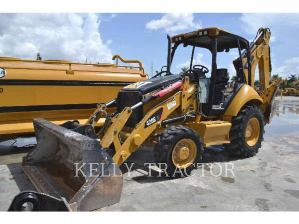 Detail photo of 2012 Caterpillar 420E IT from Construction Equipment Guide