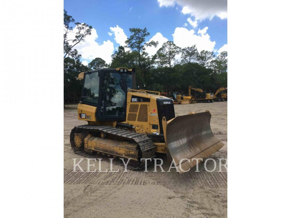 Detail photo of 2014 Caterpillar D5K XL II from Construction Equipment Guide