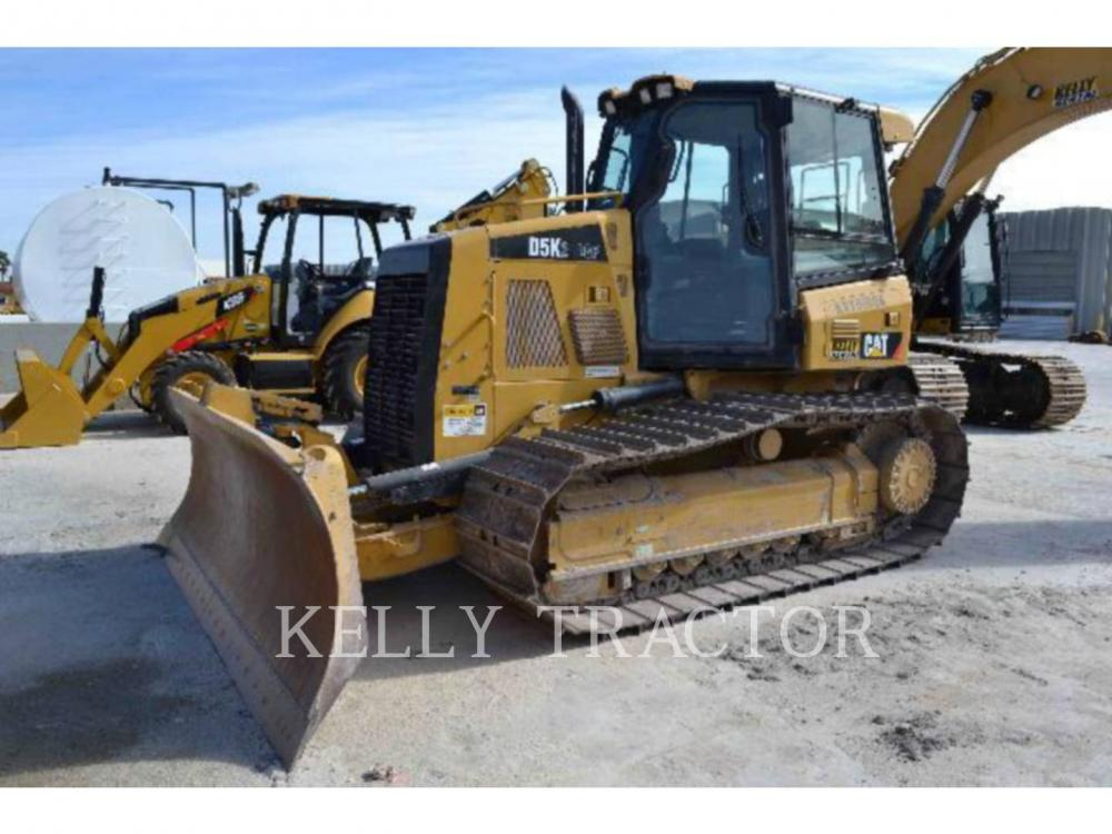 Detail photo of 2014 Caterpillar D5K LGP II from Construction Equipment Guide