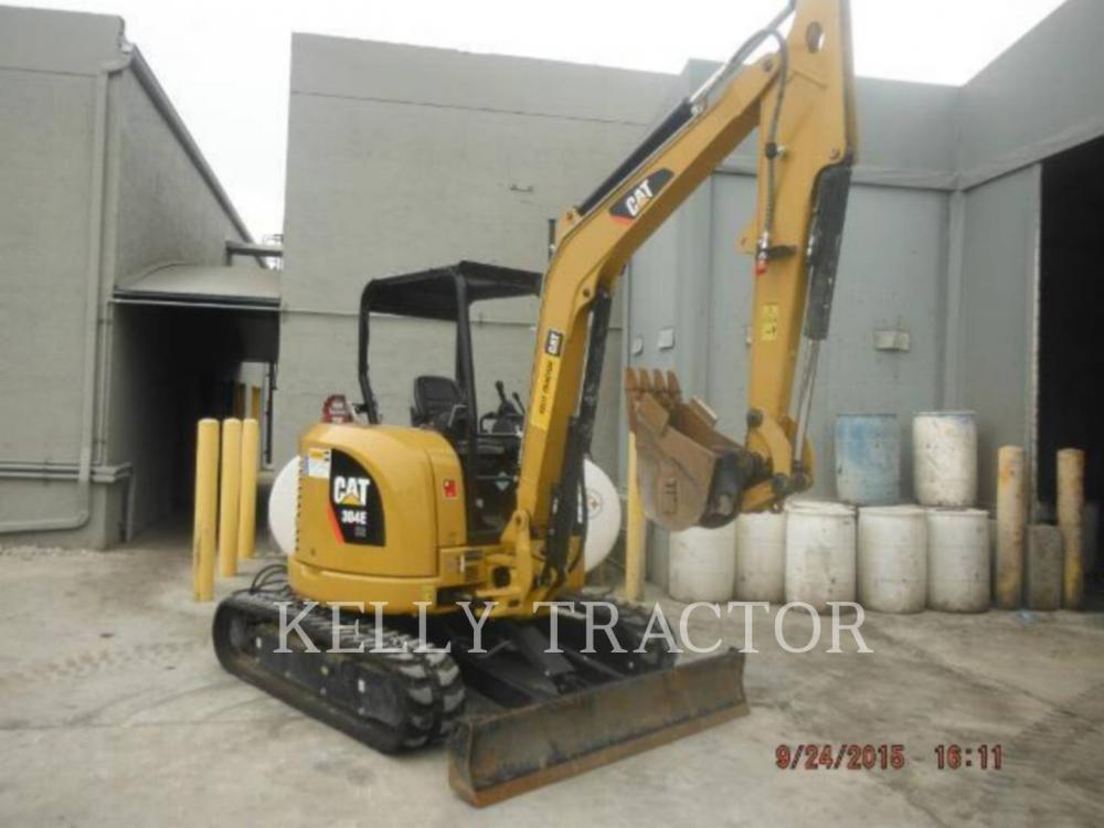 Detail photo of 2015 Caterpillar 304E CR from Construction Equipment Guide