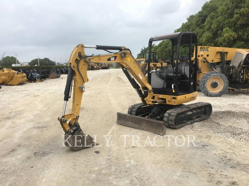 Detail photo of 2015 Caterpillar 302.7 DCR from Construction Equipment Guide