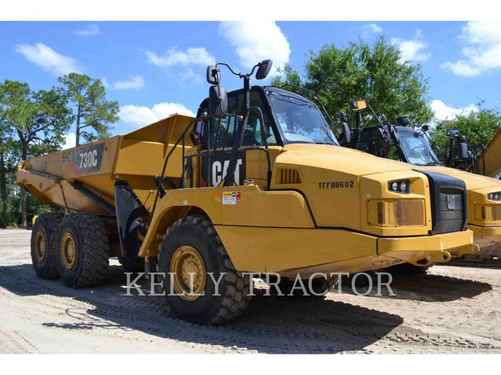 Detail photo of 2015 Caterpillar 730C from Construction Equipment Guide