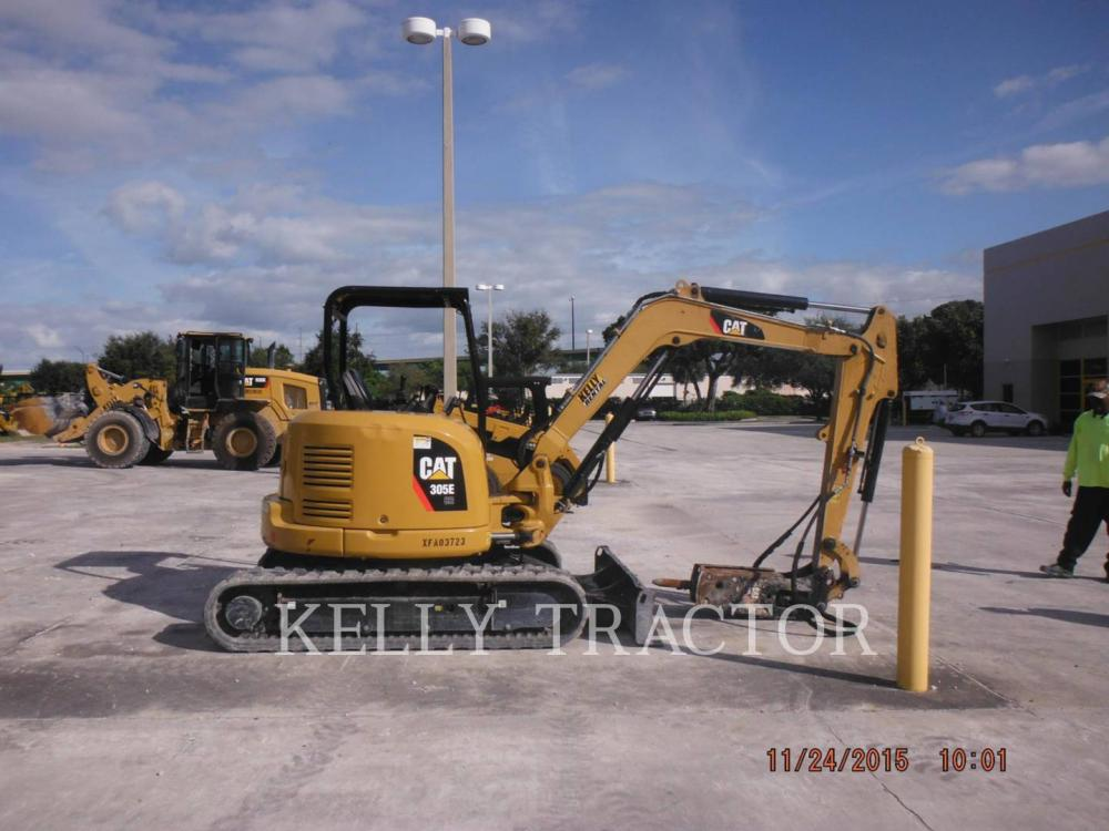 Detail photo of 2014 Caterpillar 305E from Construction Equipment Guide