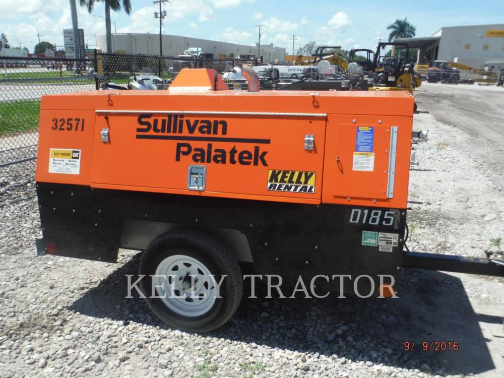 Detail photo of 2014 Sullivan D185P DZ from Construction Equipment Guide