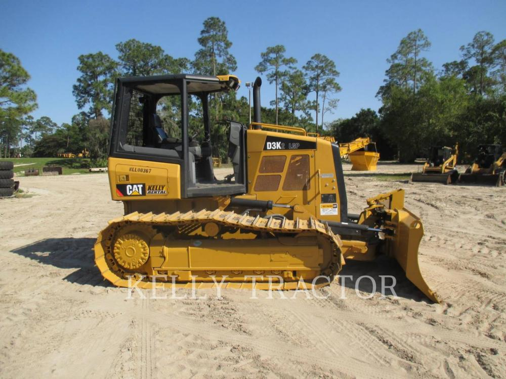 Detail photo of 2013 Caterpillar D3K from Construction Equipment Guide