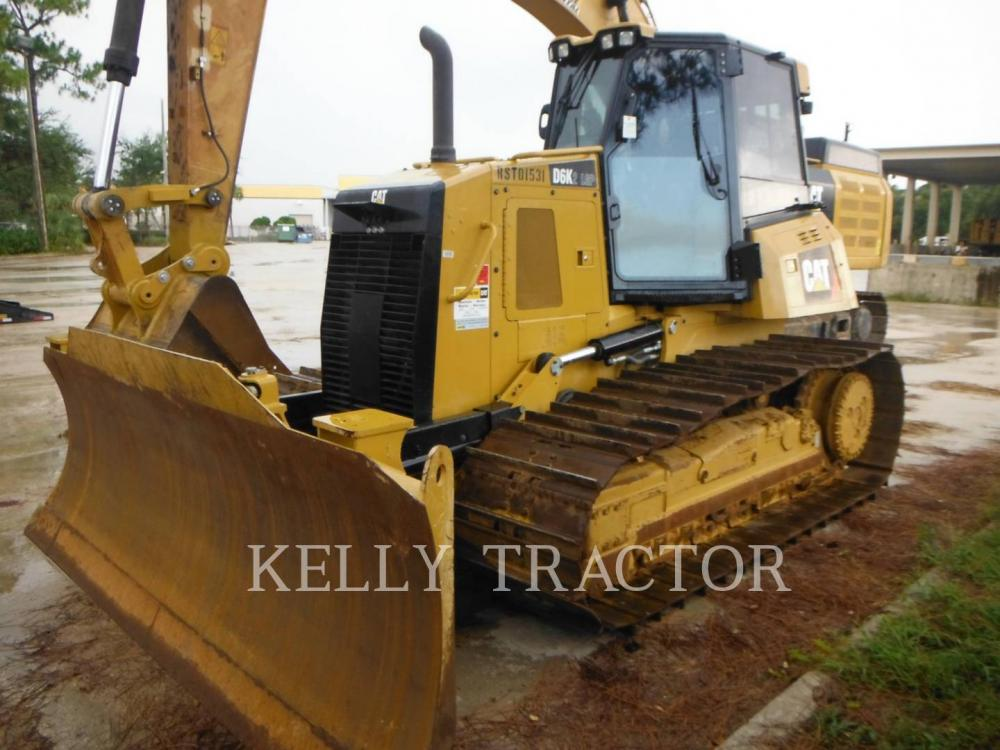 Detail photo of 2015 Caterpillar D6K LGP II from Construction Equipment Guide