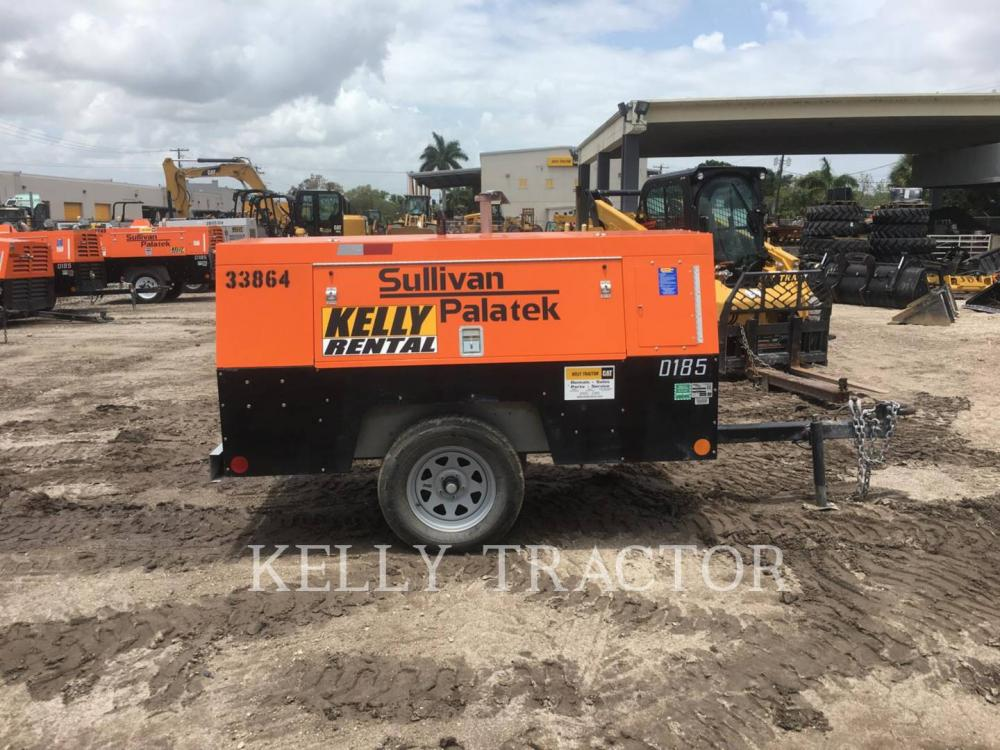 Detail photo of 2016 Sullivan D185P PK from Construction Equipment Guide