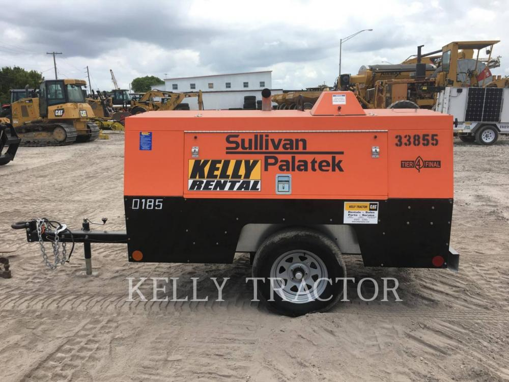 Detail photo of 2016 Sullivan D185P DZ from Construction Equipment Guide