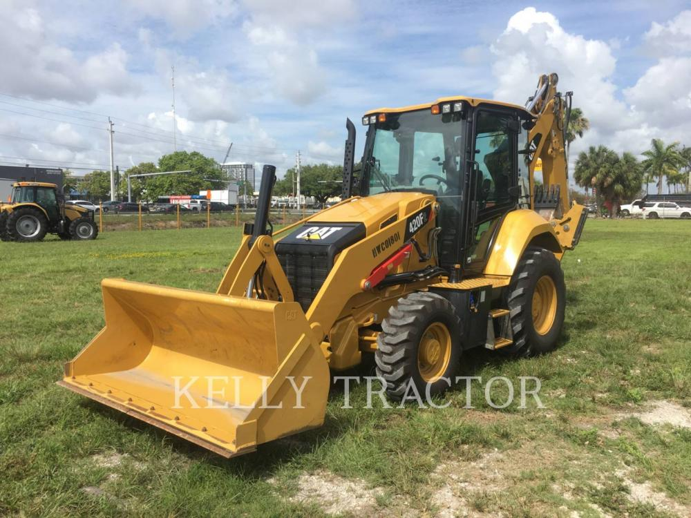 Detail photo of 2017 Caterpillar 420F II from Construction Equipment Guide