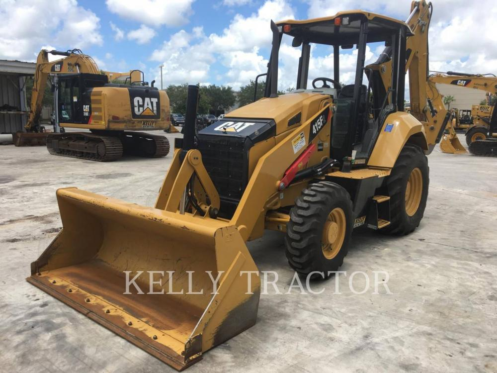 Detail photo of 2016 Caterpillar 415F II from Construction Equipment Guide