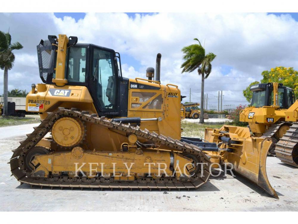 Detail photo of 2015 Caterpillar D6N LGP from Construction Equipment Guide