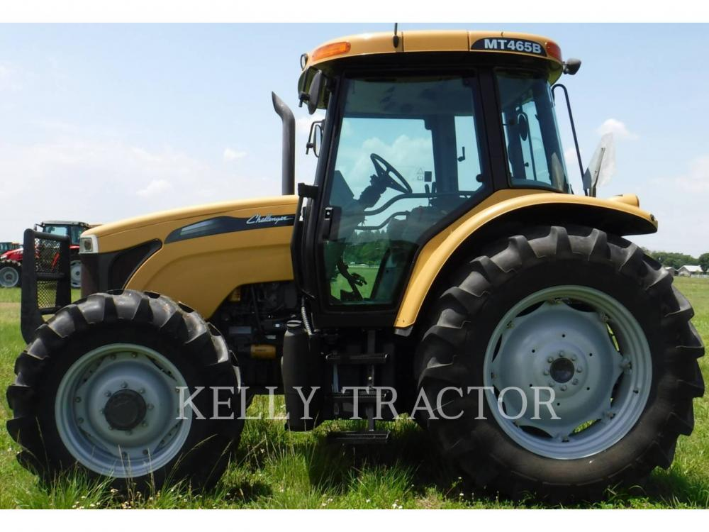 Detail photo of 2012 Challenger MT465B from Construction Equipment Guide