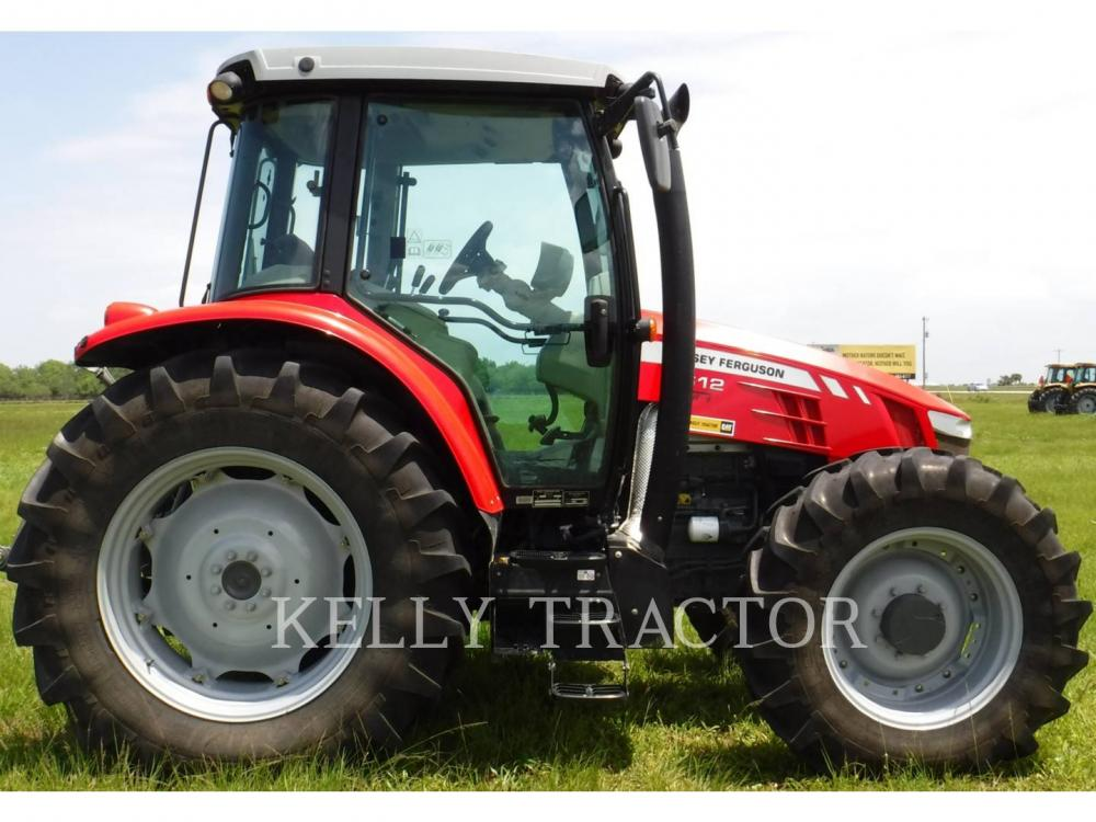 Detail photo of 2014 Massey Ferguson MF5612 from Construction Equipment Guide