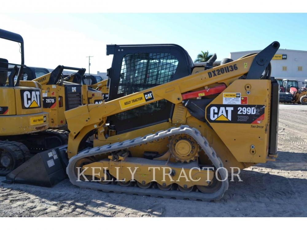 Detail photo of 2016 Caterpillar 299D II from Construction Equipment Guide
