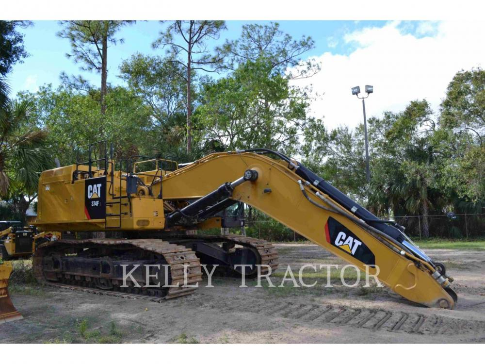 Detail photo of 2016 Caterpillar 374D from Construction Equipment Guide