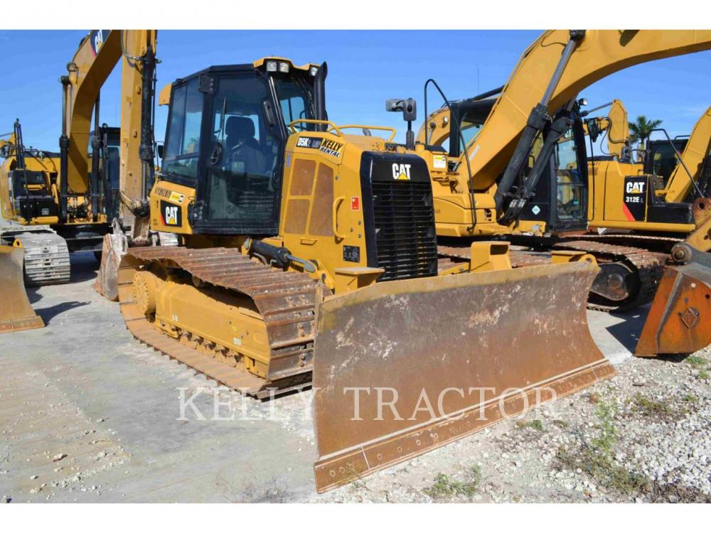 Detail photo of 2017 Caterpillar D5K LGP II from Construction Equipment Guide