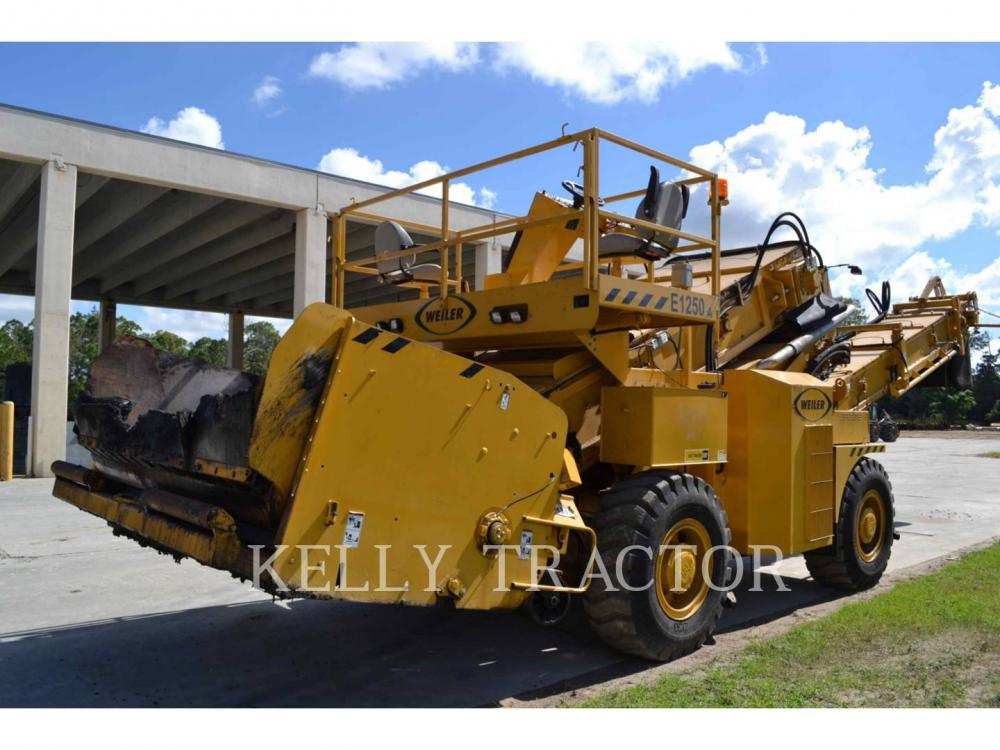 Detail photo of 2017 Weiler E1250A from Construction Equipment Guide