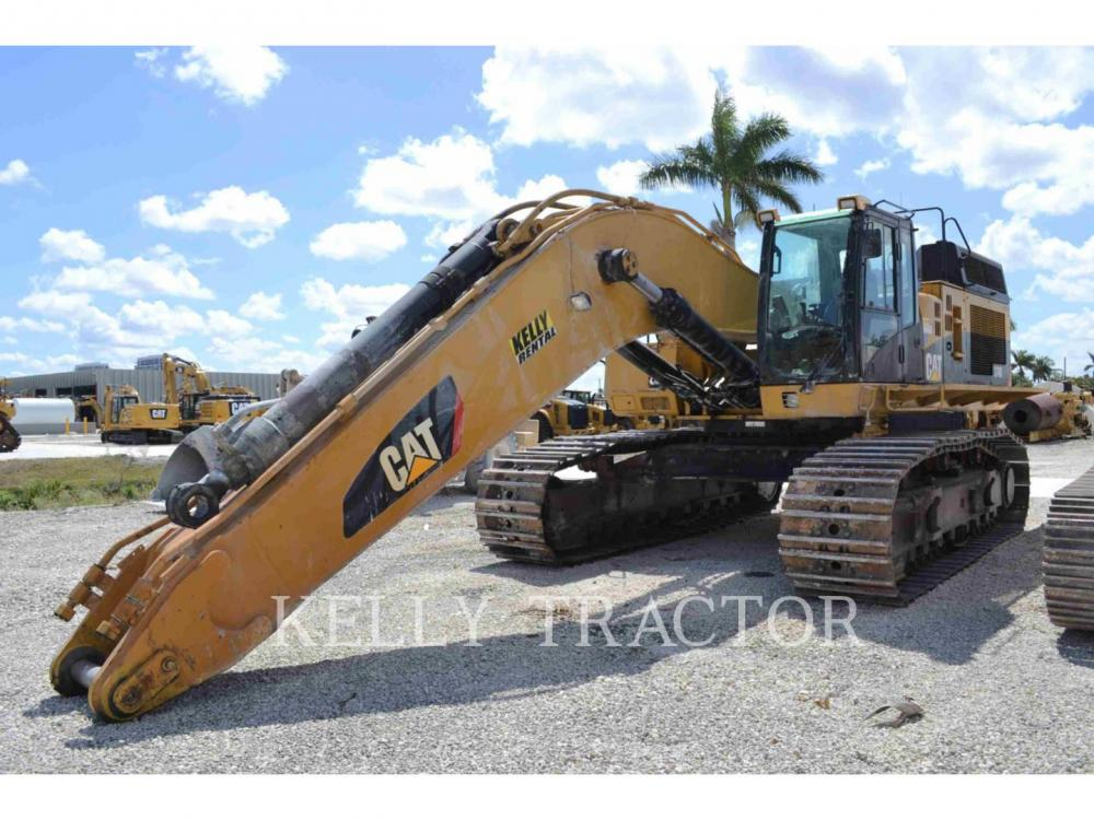 Detail photo of 2013 Caterpillar 374DL from Construction Equipment Guide