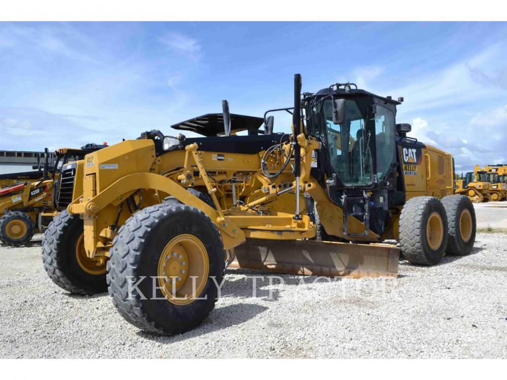 Detail photo of 2016 Caterpillar 12M II from Construction Equipment Guide