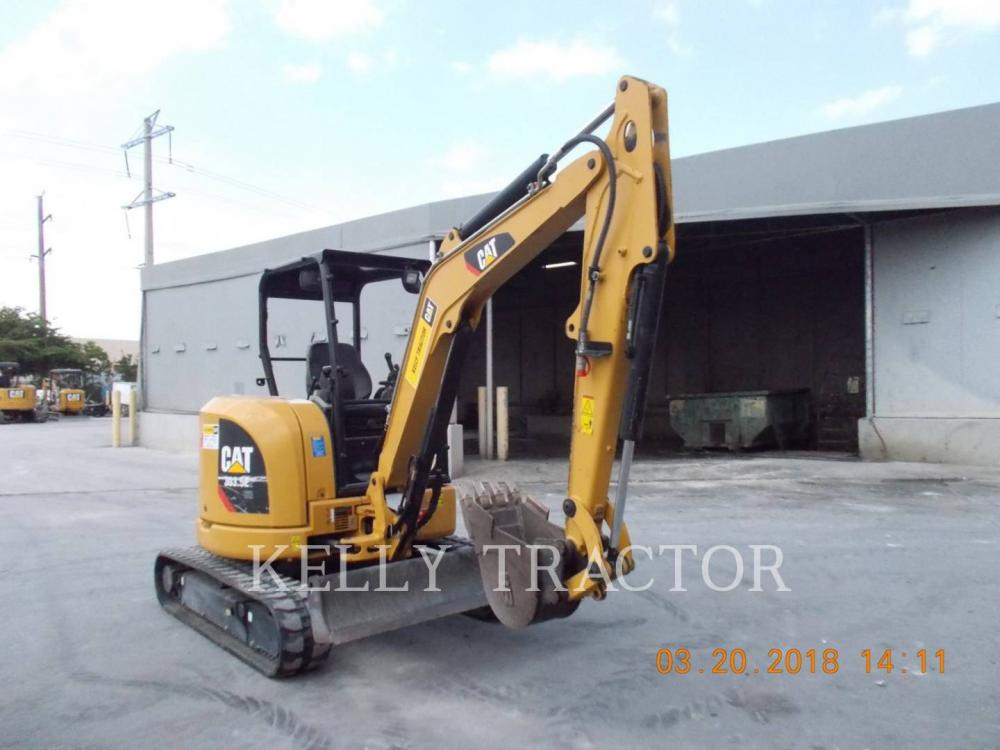 Detail photo of 2016 Caterpillar 303.5E2 CR from Construction Equipment Guide