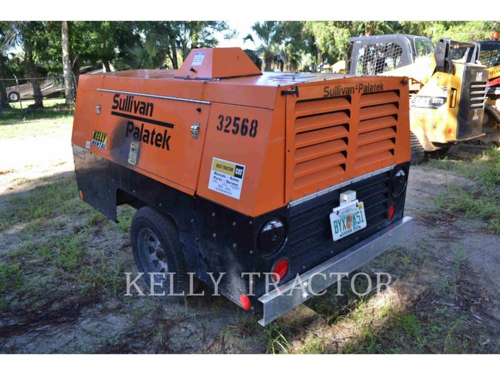 Detail photo of 2014 Sullivan D185P from Construction Equipment Guide
