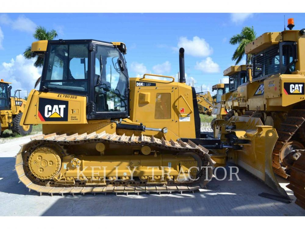 Detail photo of 2018 Caterpillar D6K II from Construction Equipment Guide
