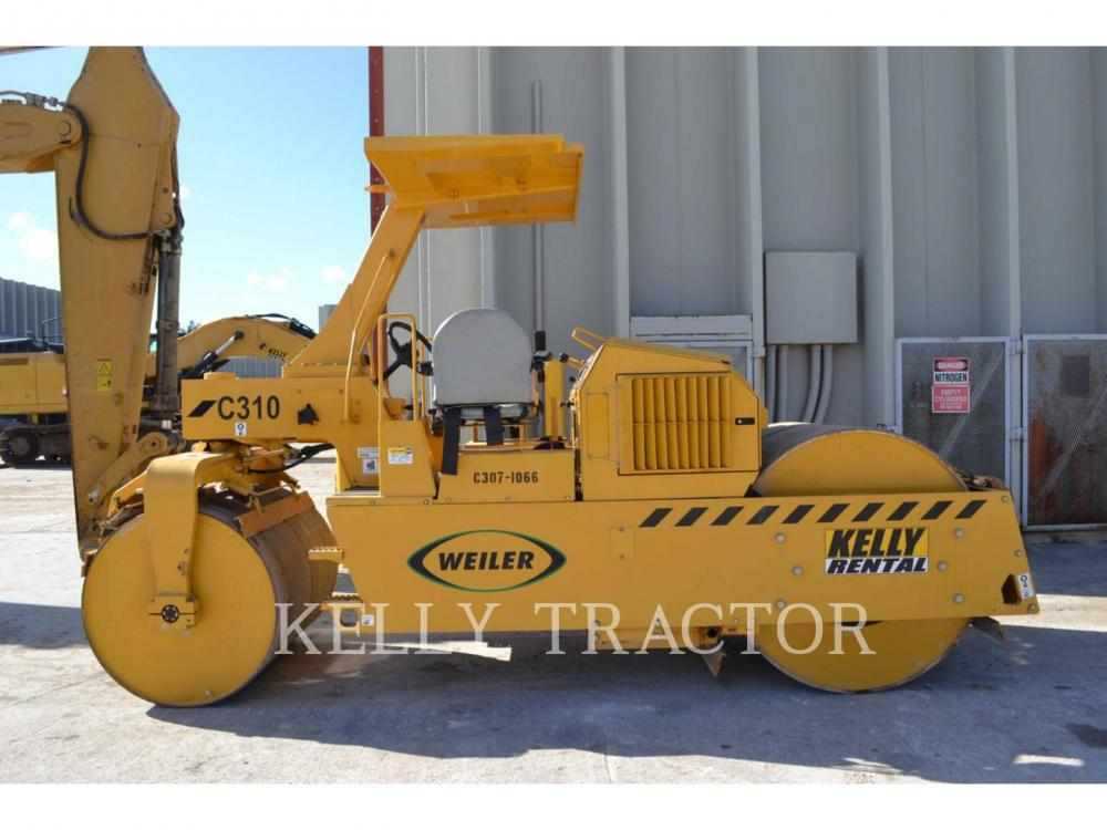 Detail photo of 2017 Weiler C307 from Construction Equipment Guide