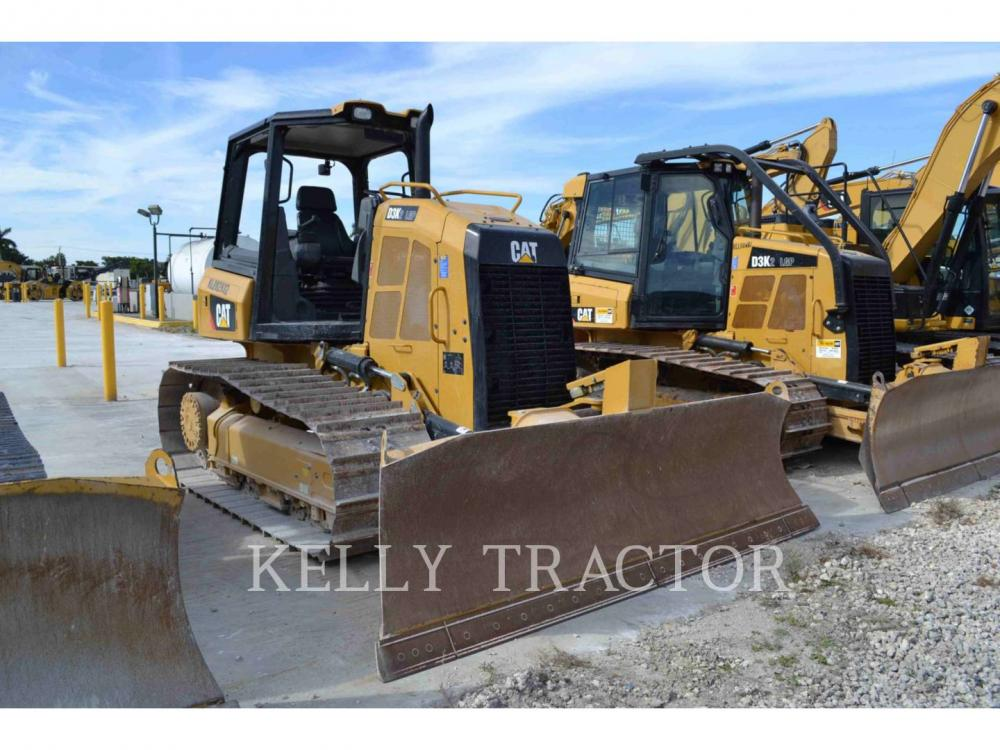 Detail photo of 2018 Caterpillar D3K from Construction Equipment Guide
