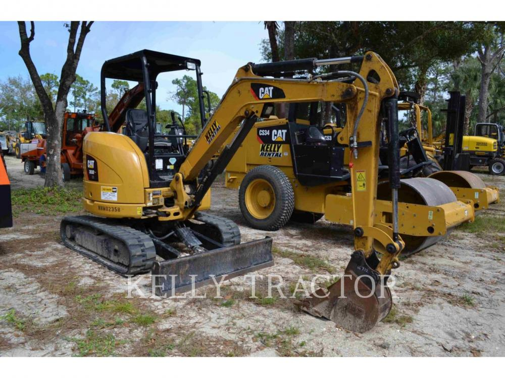 Detail photo of 2017 Caterpillar 303E from Construction Equipment Guide