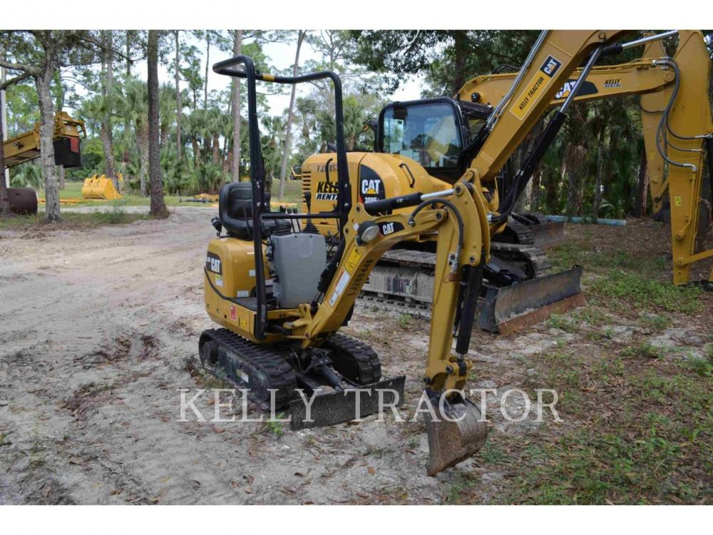 Detail photo of 2015 Caterpillar 300.9D from Construction Equipment Guide