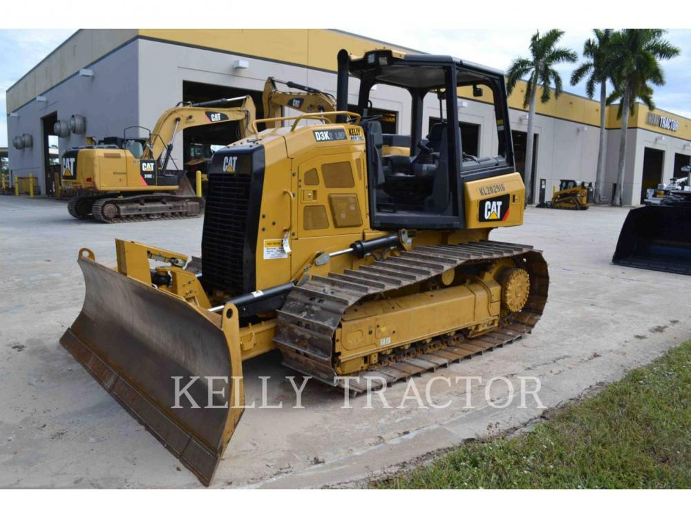 Detail photo of 2018 Caterpillar D3K from Construction Equipment Guide