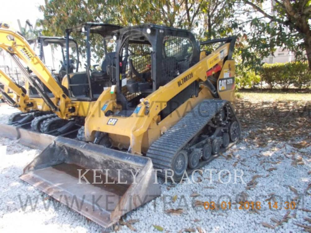 Detail photo of 2017 Caterpillar 297D2 from Construction Equipment Guide