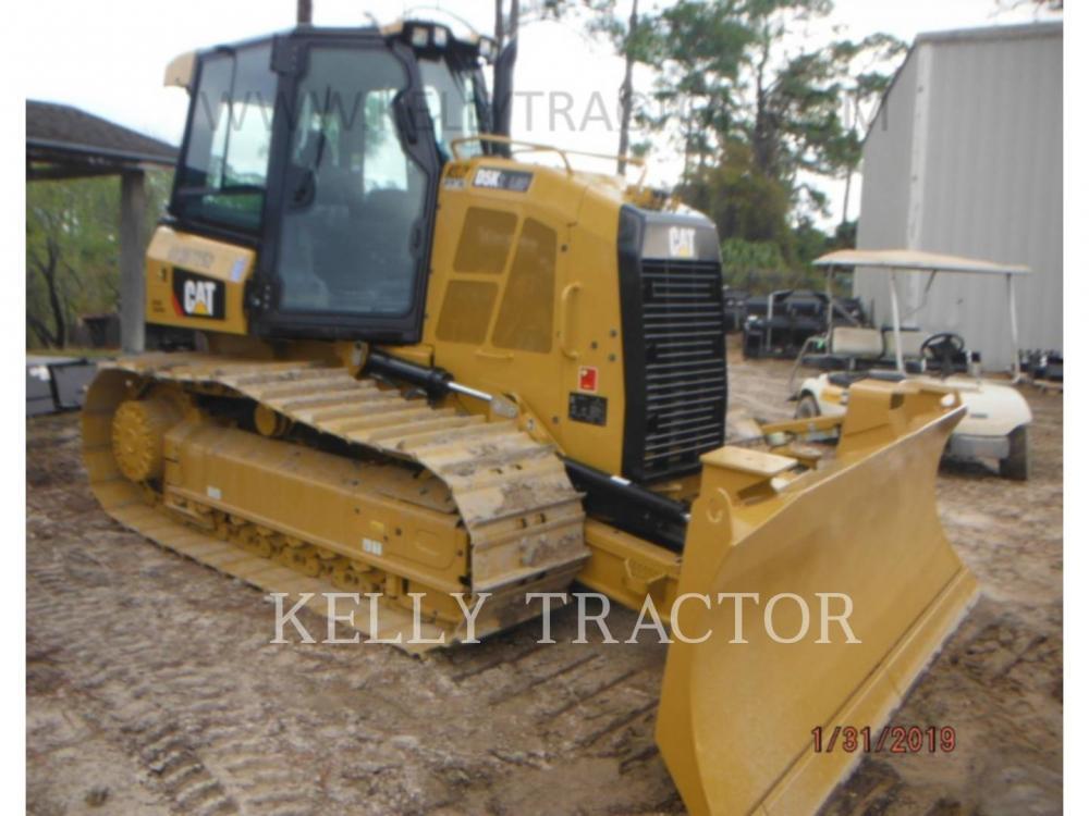 Detail photo of 2019 Caterpillar D5K LGP II from Construction Equipment Guide