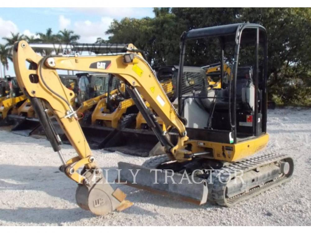 Detail photo of 2018 Caterpillar 302.7 DCR from Construction Equipment Guide
