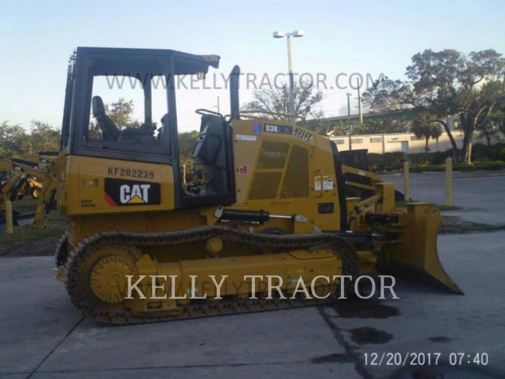 Detail photo of 2017 Caterpillar D3K II from Construction Equipment Guide