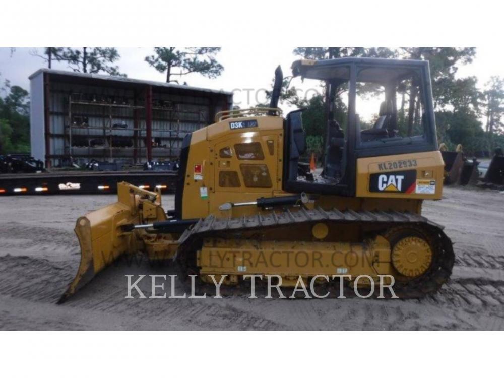 Detail photo of 2018 Caterpillar D3K LGP II from Construction Equipment Guide