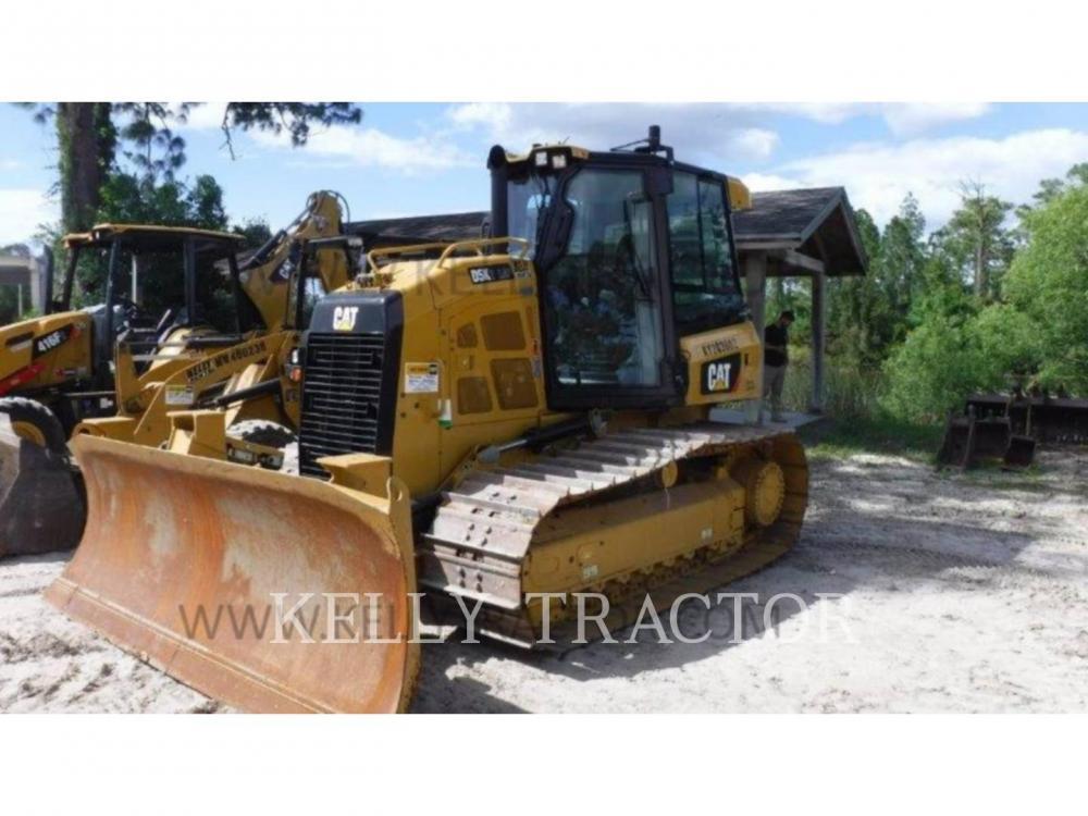 Detail photo of 2018 Caterpillar D5K LGP II from Construction Equipment Guide