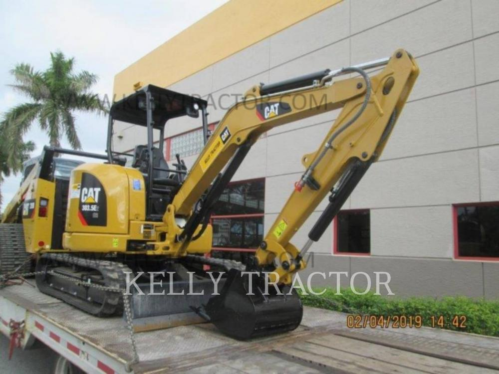 Detail photo of 2018 Caterpillar 303.5E2 CR from Construction Equipment Guide