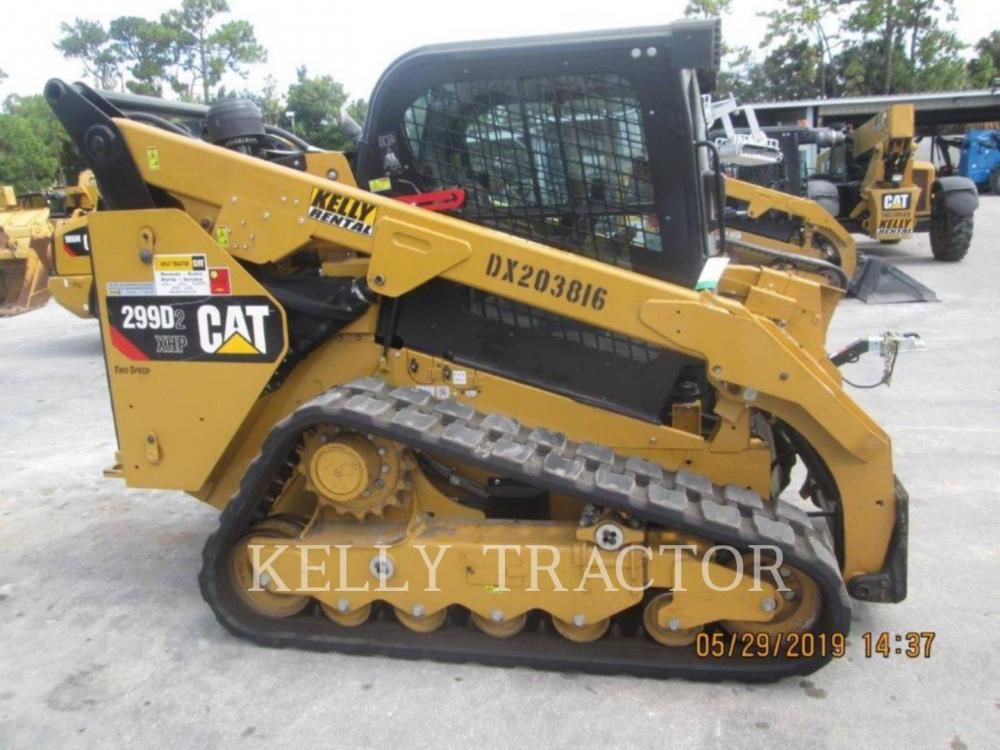 Detail photo of 2018 Caterpillar 299D2 XHP from Construction Equipment Guide