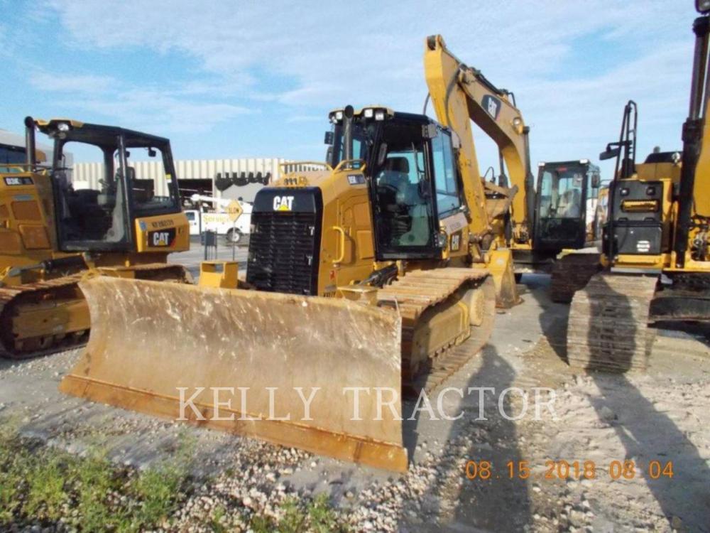 Detail photo of 2017 Caterpillar D5K LGP II from Construction Equipment Guide