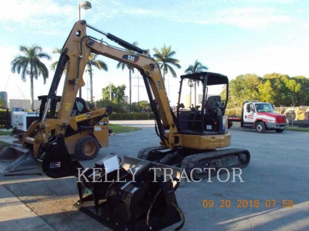 Detail photo of 2017 Caterpillar 305.5E from Construction Equipment Guide