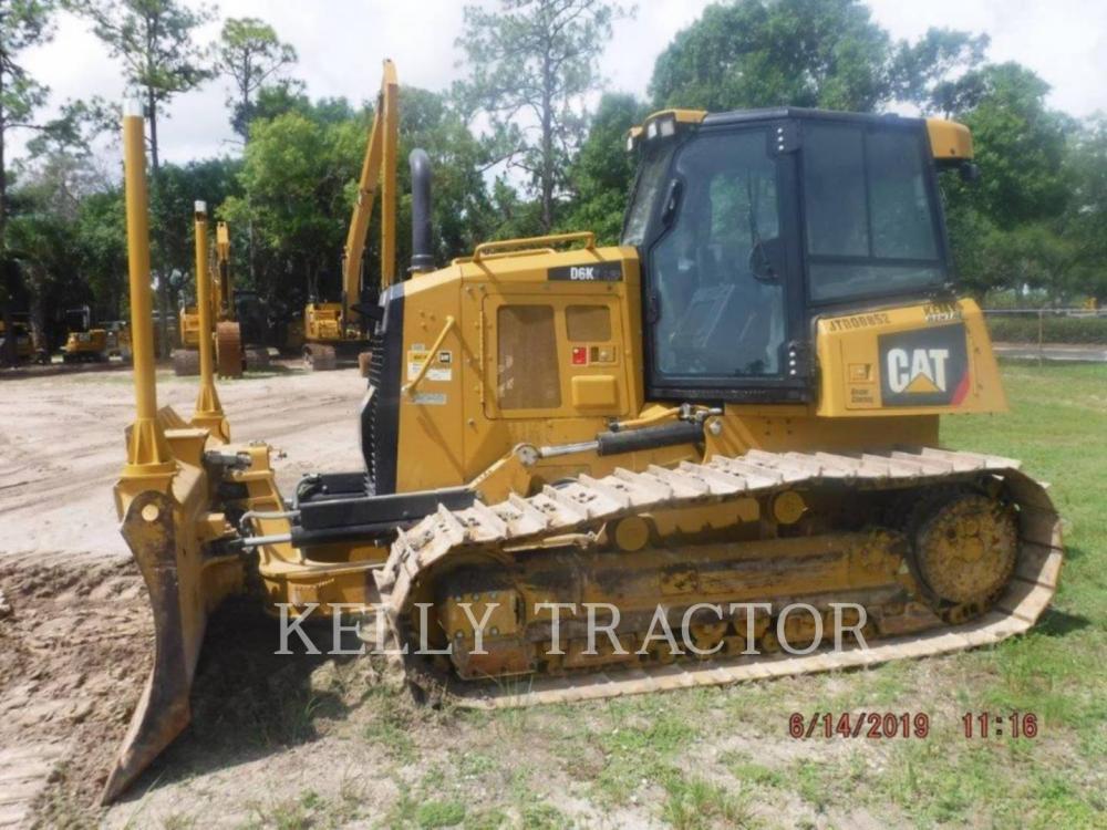 Detail photo of 2017 Caterpillar D6K LGP II from Construction Equipment Guide
