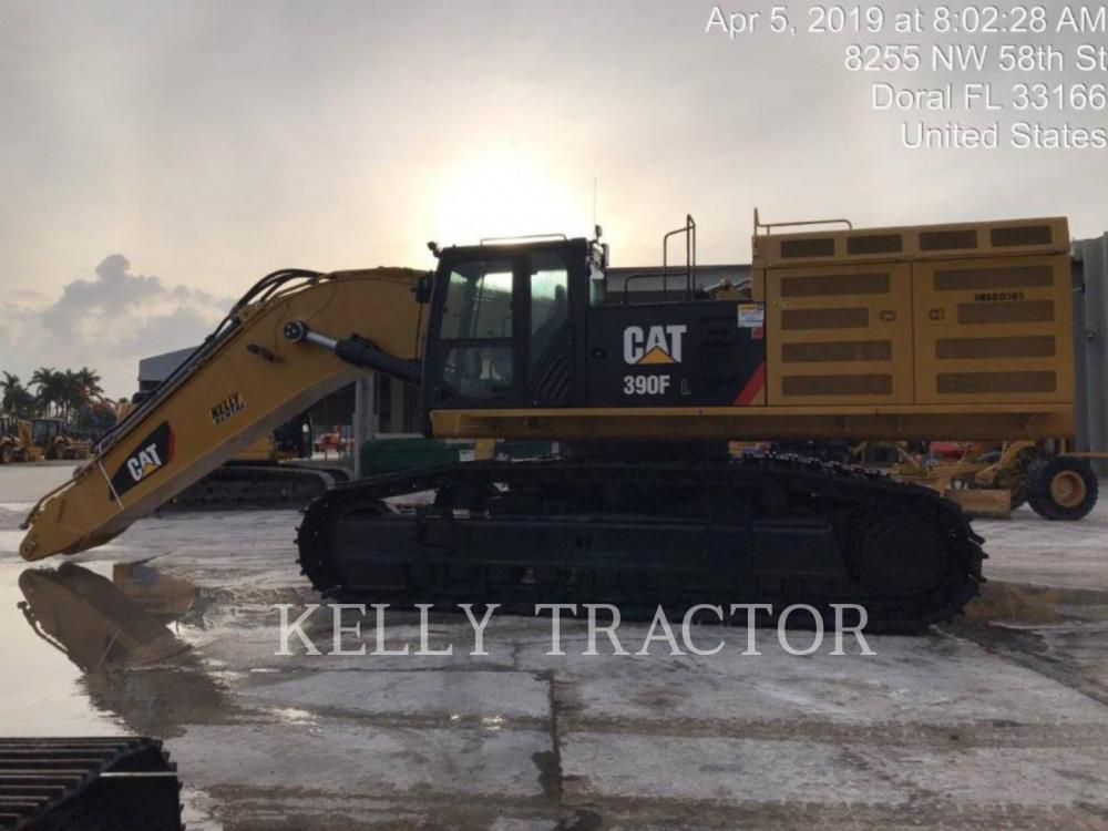 Detail photo of 2019 Caterpillar 390F L from Construction Equipment Guide